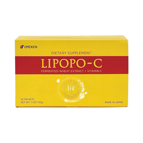 Lipopo-C / 1 mth supply (30 packets)