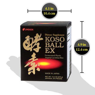 Koso Ball EX 6